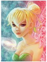 Tinker Bell by mintwinter