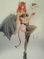 Another Succubus by Streak2005