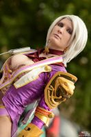 Cosplay Ivy - Soul Calibur V by AsherWarr