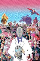 Grant Morrison All Star by francesco-biagini