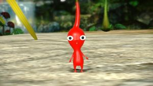Red Pikmin by RedshiftTheFox