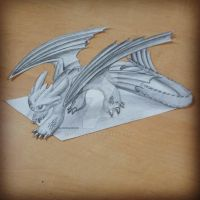 Toothless! :) by Zee-Jey