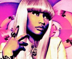 Nicki Minaj003B by jalyneXalexis