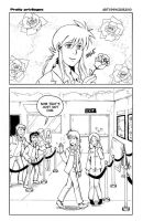 YYH Fancomic Comic 2 by laurbits