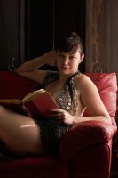 Kathryne, Library, 207 by photoscot