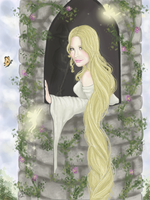 Rapunzel - Some Day...... by goodgirl-arcee