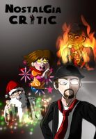 Nostalgia Critic Contest by MNS-Prime-21