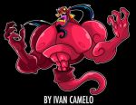 Red Genie!!! by vancamelot