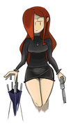 parasoul by songaksi