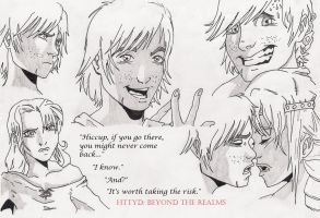 HTTYD_sketches 2 WIP by Bintavivi