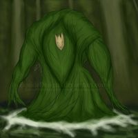 ATLA Swamp Monster by EquideDesigns