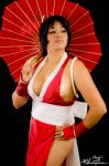 Mai Shiranui by Jigoku-no-Tora