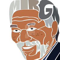 Morgan Freeman by CreativeCamArt