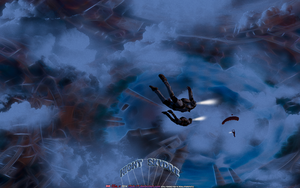 MANIPULATION: NIGHT SKYDIVE by CSuk-1T