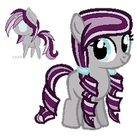 Pony Remake [Name Suggestions?] by MoonDash