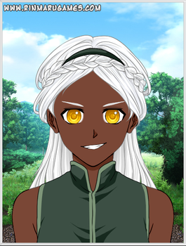 Rose Elementress Form (1st Form) by JustAnOtakuGirl8