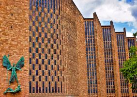 Coventry Cathedral 2 by AlanSmithers