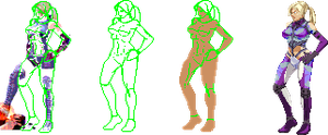 Nina Williams by FeLoLlop