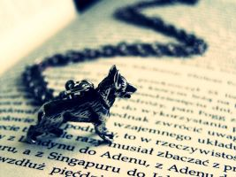 tutelary spirit of the books . by SageFromSpace