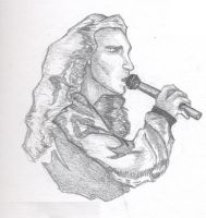 James LaBrie 2 by Jace-Mereel