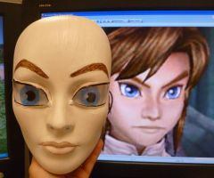 Creepy TP Link Face Mask 2 by Linksliltri4ce