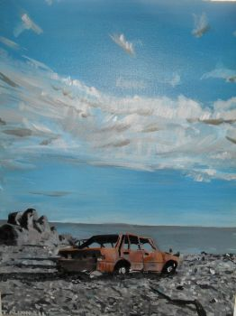 Rust Painting by propagandhi