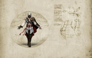 Assassins Creed 2 wallpaper by malnsk