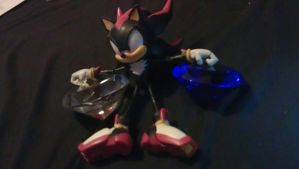 shadow and the chaos emeralds by B0N3Z666