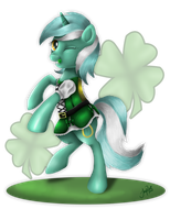 Happy St. Patrick's Day! by xxMoonwish