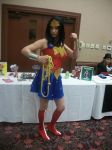 Stripcon '11 - Wonder Woman by TexConChaser