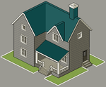 Pixel house by hope401