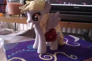 finished derpy hooves. by Autumn-thefox