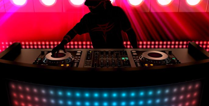 DJ Booth by a1future