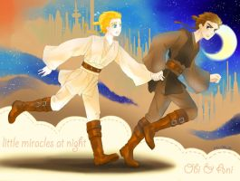 SW: Little Miracles at Night by drifting-willow