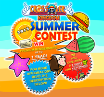 Crossover Kingdom Summer Contest 2012 by LadyGT