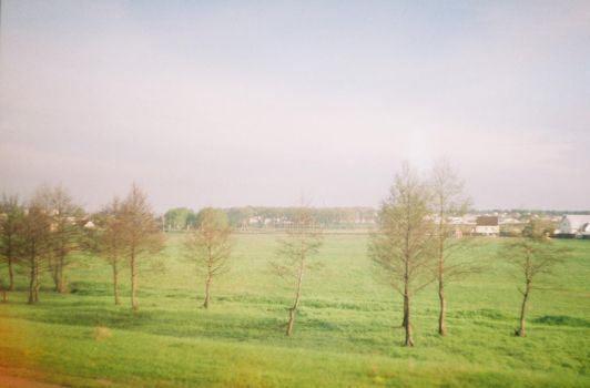 view from a railway #3 by femminetin