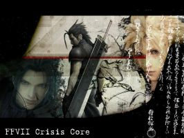 FFVII Crisis Core by ImYourVillian