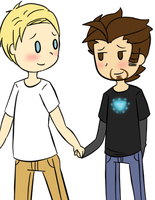 TxS OTPC 1 : Holding Hands by SourBears
