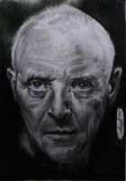 Anthony Hopkins by astravaganza