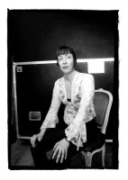 Suzanne Vega by britegreenfish