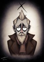 War Doctor Burton by The-Spooky-Man