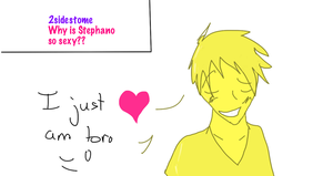 Stephano Question 2 by AskStephanoTheStatue