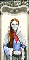 Catelyn Tully - A Song Of Ice And Fire by ETdecora