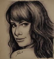 Lea Michele by JuliaFox90