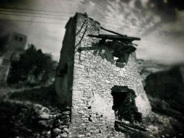 The ruins of Esco ... by imperterrito