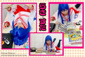 Ways to spend summer by Hitomi-Cosplay