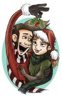 Mistletoe by Demona-Silverwing
