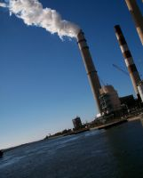 Tampa Power Plant by Luthienmisery29
