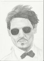 Johnny Depp 3 by Michelles-Stuff