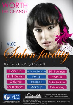 :: VLCC Salon Facility - 2 :: by djrana